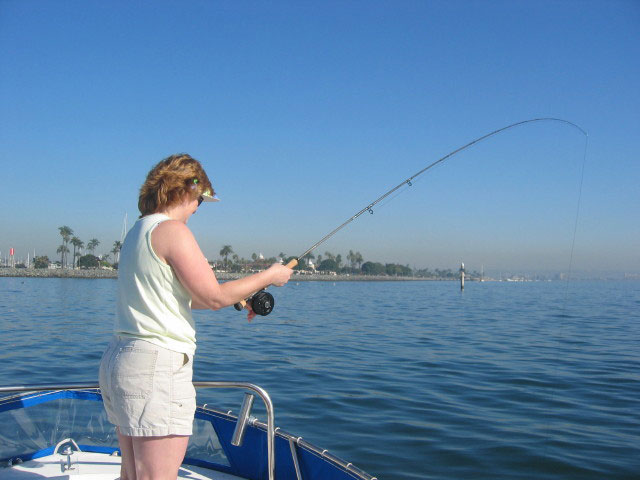The Salty Doc Fly Fishing in San Diego